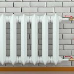 Cast Iron Radiator At Home