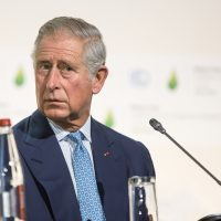 PARIS FRANCE - Nov 30 2015: Charles Prince of Wales at the 21st session of the UN Conference on Climate Change