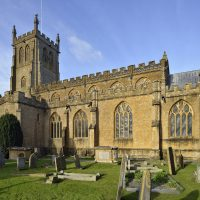 All Saints Church Martock South Somerset England